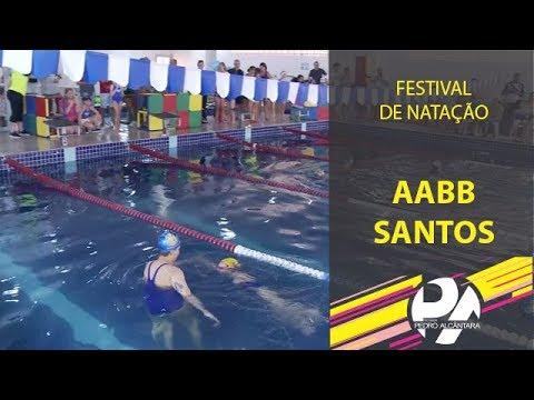 Festival de Natação AABB