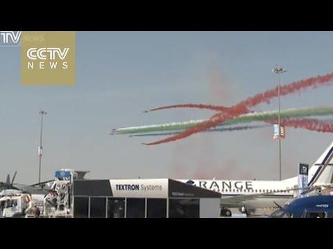 Biennial Dubai Airshow takes off in UAE