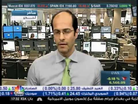 أشرف العايدي في قناة سي ان بي سي العربية --   4 يوليو 2012 Chart