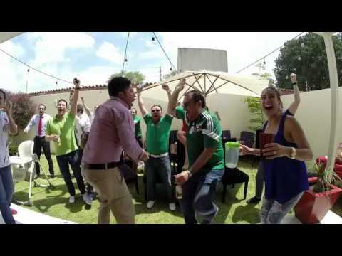Mundial Brasil 2014 (Mexico Vs Camerun)