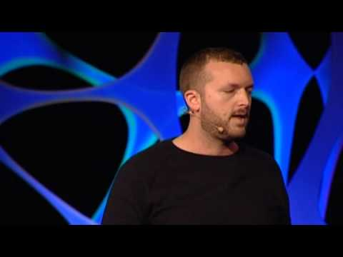 Breaking patterns: Joey Ellis at TEDxDanubia 2013