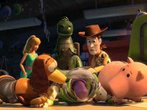 Toy story 3 short youtube - Cochon de toy story ...
