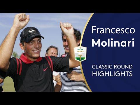 Molinari's 2011 Italian Open Victory | Classic Round Highlights