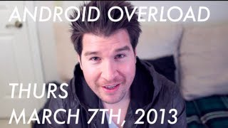 Apple disses Android, Jelly Bean for RAZR, One X, and Optimus G (Android Overload 03-07-13)