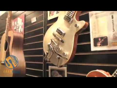 Gretsch G6129BZ Billy Zoom Brings A Certain