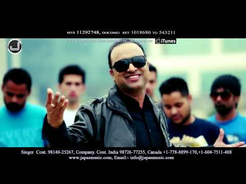 Surjit Bhullar Chhalla  {Official Video } Unstoppablez Japas Music