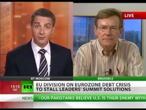 EUROZONE COLLAPSE - Angela MERKEL Insists No DEBT sharing in Europe