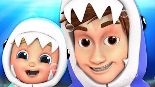 Baby Shark Doo Doo Doo | Kids Songs & Nursery Rhymes | Cartoon Videos