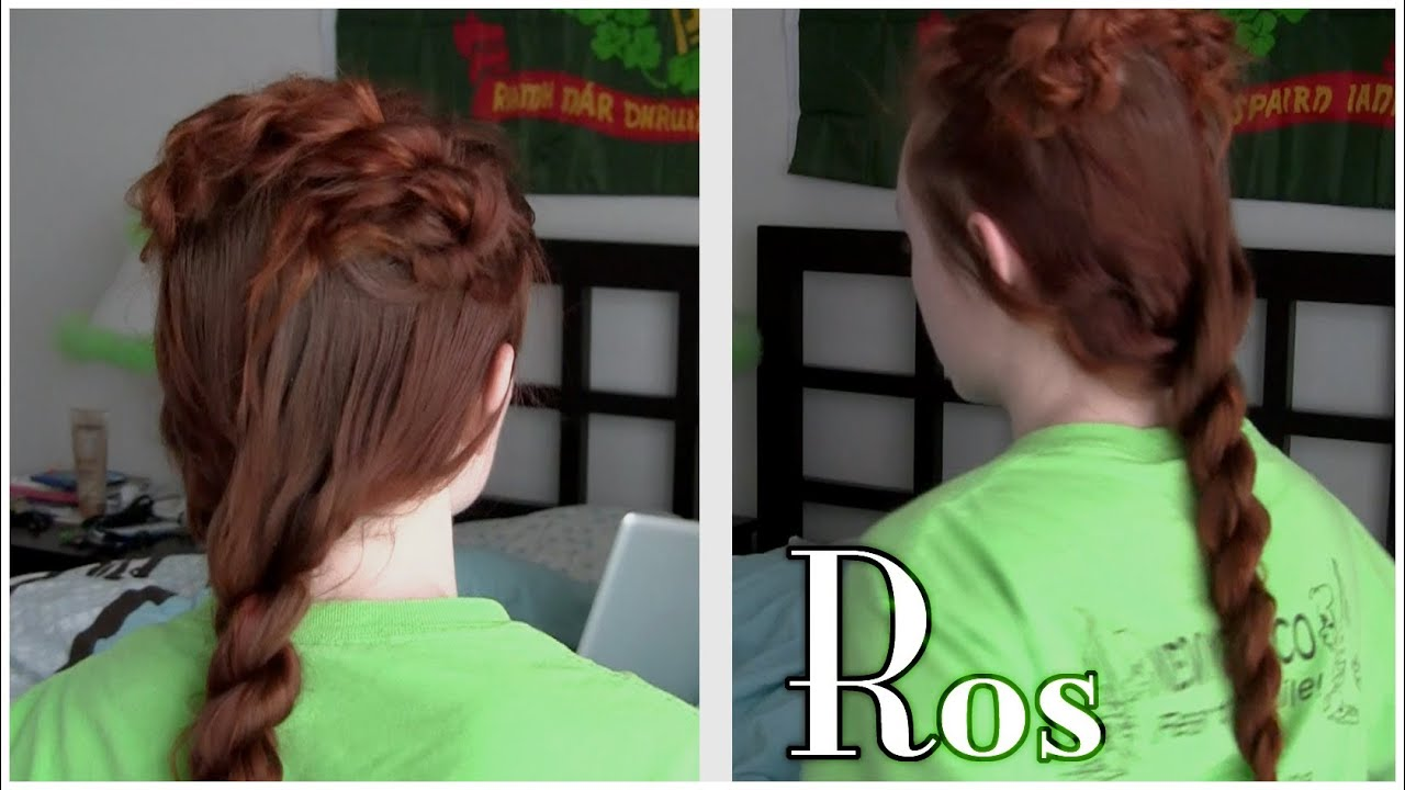 Game of Thrones Hair Ros in