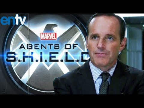 Joss Whedon's Agents of S.H.I.E.L.D. Inside Look