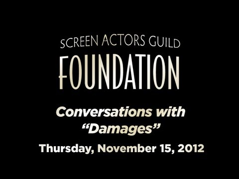 Conversations with Glenn Close, Rose Byrne, Ryan Phillippe, John Hannah and Jenna Elfman of DAMAGES