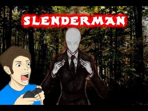 Slender Walkthrough parte 1 — Ommioddio!