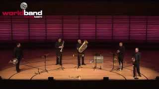 Boston Brass plays Fly Me To The Moon @ World Band Festival Luzern 2015