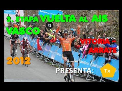 3ª ETAPA VUELTA AL PAIS VASCO 2012, ARRATE