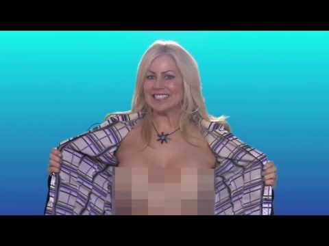 HI ELLEN! From the Topless Reporter from Canada