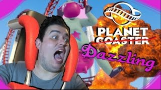 My Own Theme Park! Dazzling World