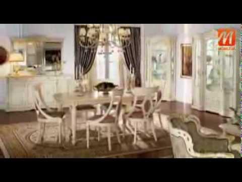 Итальянская мебель от производителя Крым, ручная работа MiassMobili