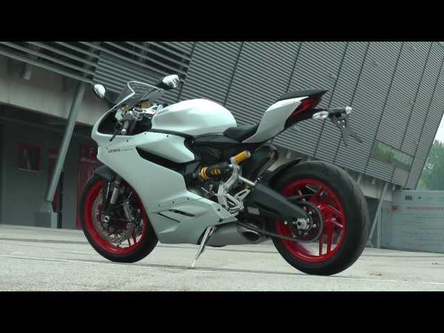 Vid�o Essai Ducati 899 Panigale : La mini Panigale en fait un max !