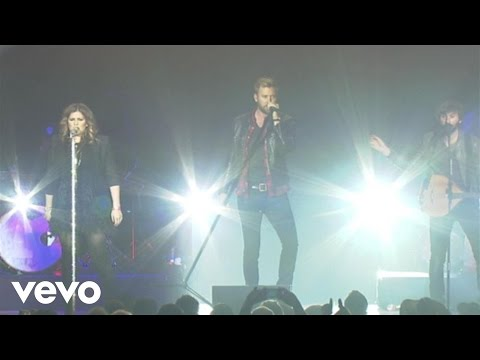 Lady Antebellum - Long Stretch Of Love (Wheels Up Tour Version)