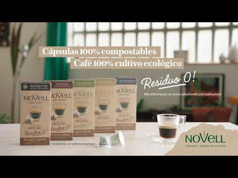 K.FACTOR diseña la nueva estrategia e imagen de Cafés Novell