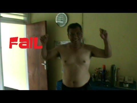 INDONESIAN AIR FORCE DANCING NAKED