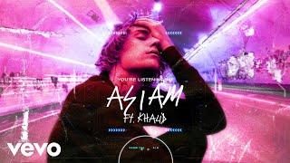 Justin Bieber - As I Am (Visualizer) ft. Khalid
