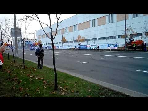 Скоростное маневрирование - 13.10.13 - Минск - Давыденко - Цедрик - Финальные заезды