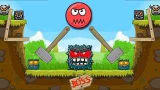 BABY BOSS BALL IN GREEN HILLS ALL LEVEL CLEARED (1-15) SUPER FUN