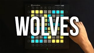 Download Lagu Selena Gomez, Marshmello - Wolves // Launchpad Cover Gratis STAFABAND