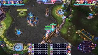 OGseries HeroesWar Cup #2 - Semifinales - Synergyc vs 6Pride.Gaming