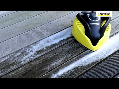 Karcher T550 T-Racer - Patio & Deck Cleaner - New for 2015!
