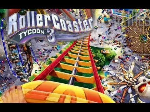 Rollercoaster Tycoon 3 DOWNLOAD LINK NO CD - YouTube