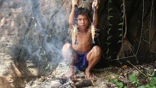 Kỹ năng sống còn - Nấu Tôm hùm trong rừng