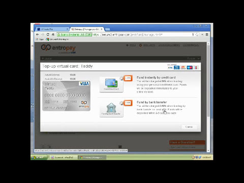 [WORKING]HOW TO GET A FREE VIRTUAL VISA CARD