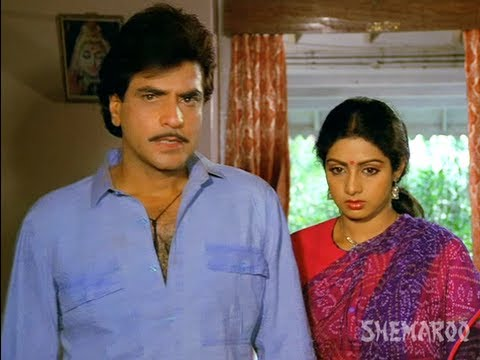 Ghar Sansar - Part 8 Of 14 - Jeetendra - Sridevi - Hit Hindi...