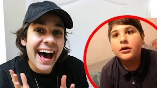SURPRISING LITTLE BROTHER FOR CHRISTMAS!!