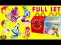 2017 My Little Pony The Movie McDonald's Happy Meal Toys Full Set