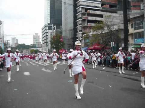 Tambor Mayor Banda Panamá Para Cristo - 4 de Nov 2011