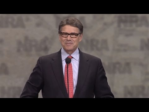 Rick Perry: 2015 NRA-ILA Leadership Forum