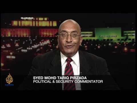 Riz Khan - Pakistan's violent frontier