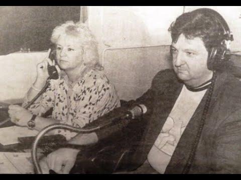 Ferencvárosi TV alapítói - M. Fazekas Erzsébet és Kőszegi Miholics László