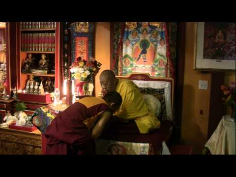 How To Practice in Daily Life with Khen Rinpoche Lobsang Delek