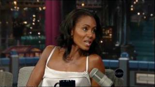 1 Jada Pinkett-Smith (Letterman)