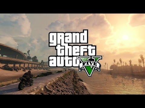 Lenovo İdeapad 500 Grand Theft Auto V Benchmark Test + Free Roam