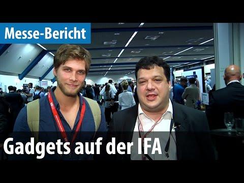 Witzige & geniale Gadgets auf der IFA 2014 / ShowStoppers | deutsch / german