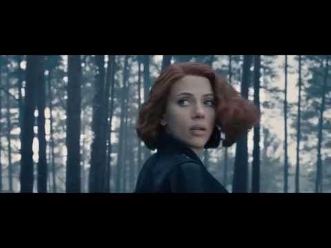 Marvel's Avengers: Age of Ultron Featurette with Black Widow and Scarlet Witch