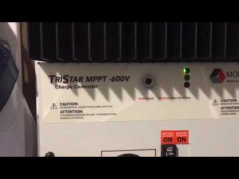 Morningstar TriStar Charge Controller vs Midnite Classic Charge Controller review