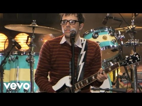 Weezer - Island In The Sun (Live at AXE Music One Night Only)