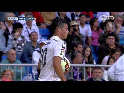 James Rodriguez vs Granada (H) 05/04/2015 by JamesR10
