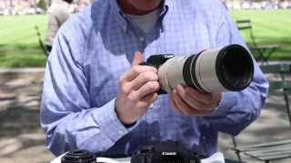 Canon Rebel SL1 Review - H and B Digital Presents a Hands On Review of the Canon Rebel SL1